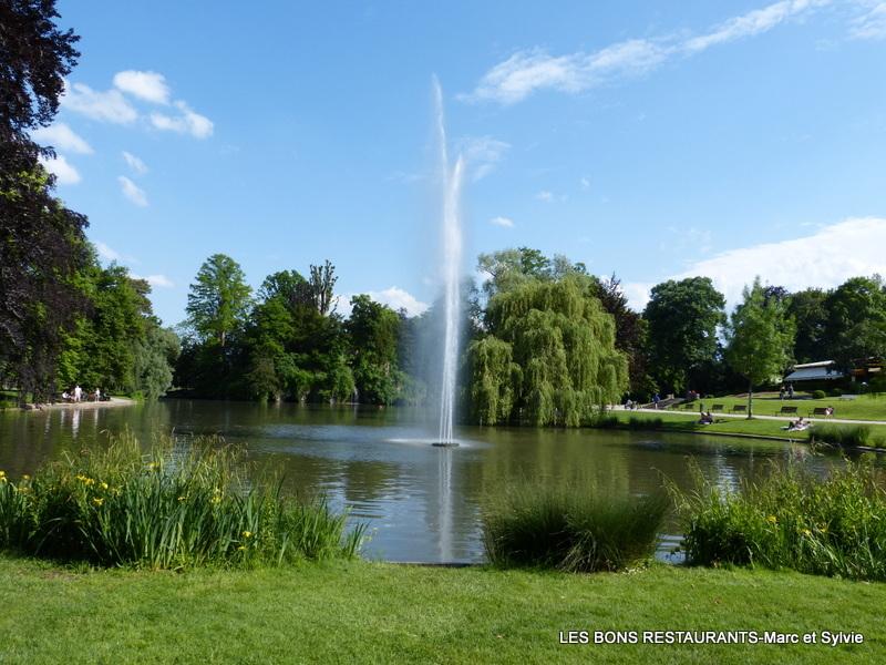 Strasbourg 67 parc de l 39 orangerie ii les bons restaurants for Parc des expo strasbourg