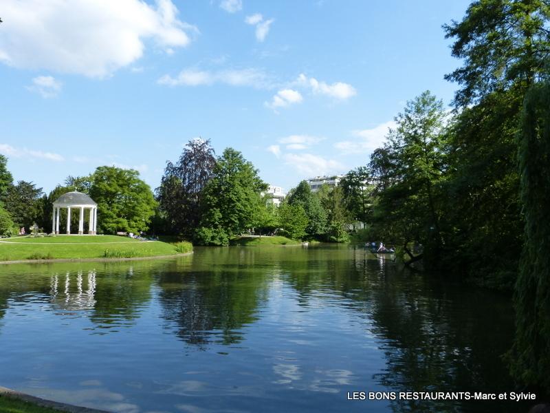 Strasbourg 67 parc de l 39 orangerie ii les bons restaurants - Restaurant jardin de l orangerie strasbourg ...