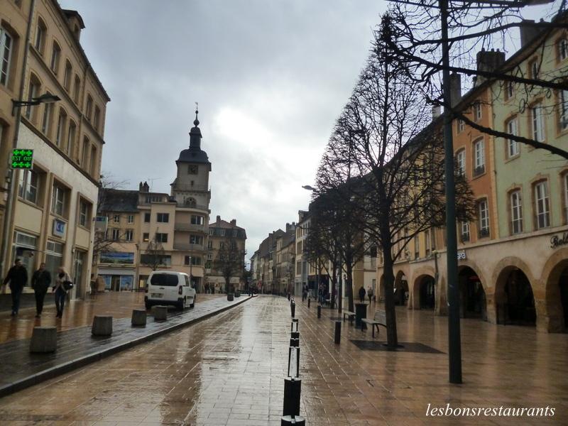 Centre Ville Le Beffroi
