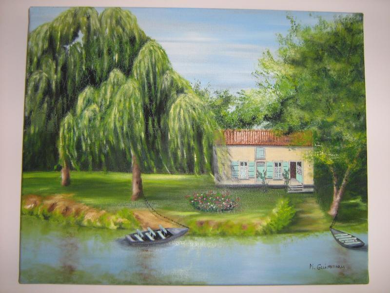 La maison du marais mon jardin secret for La maison de marnais