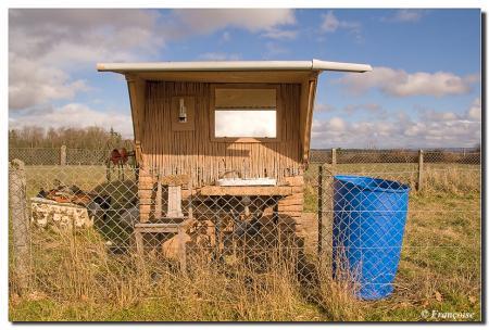 Salle de bain champ tre chez fran oise for Salle bain champetre