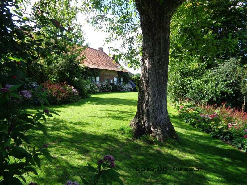 Le jardin du mont des r collets la chambre du printemps for Le jardin domont