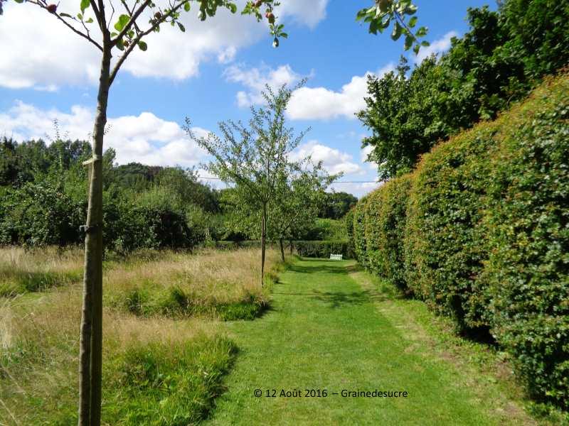 Les jardins du mont des r collets wouwenberghof grainedesucre - Les jardins des monts d or ...