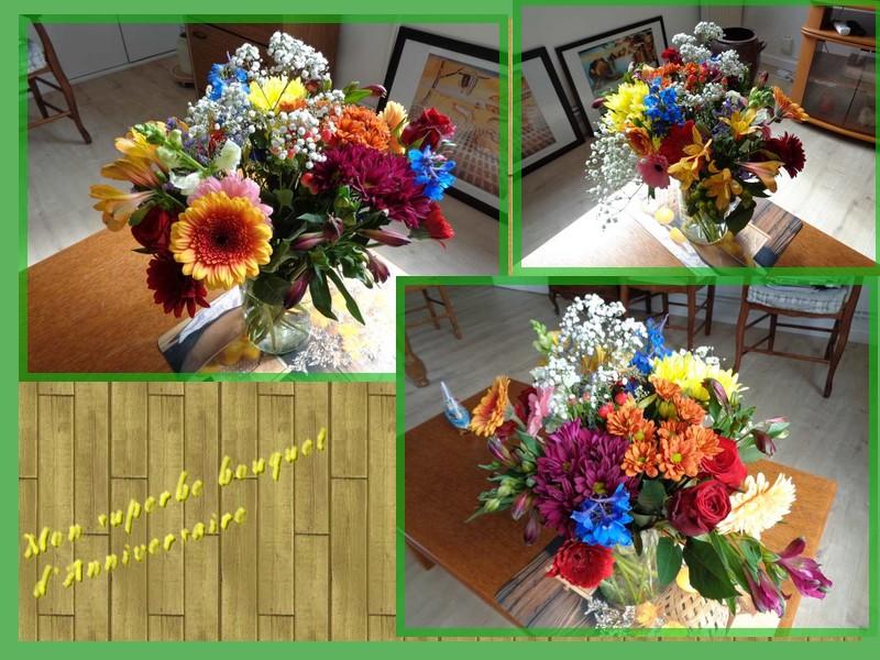 Mon Superbe Bouquet D Anniversaire Grainedesucre