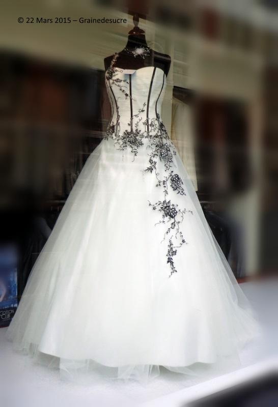 une bien jolie robe de mari e grainedesucre