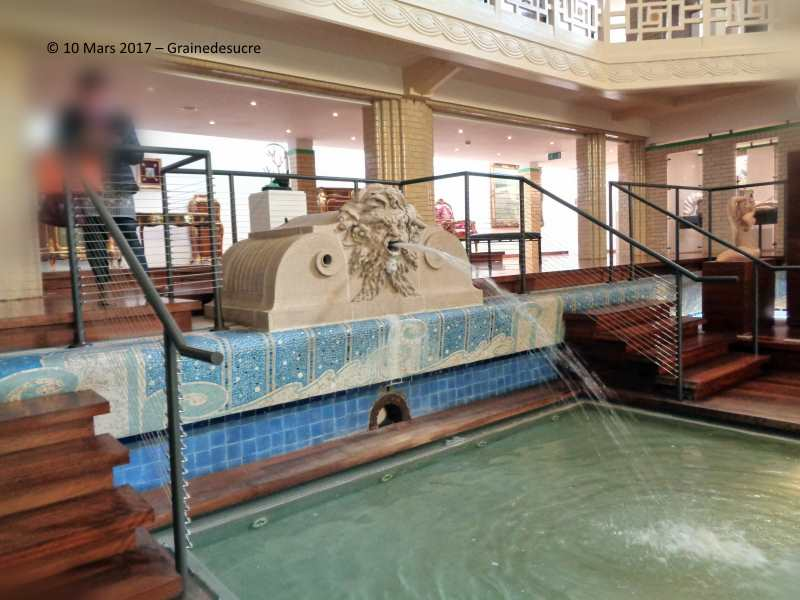 Une piscine particuli re roubaix 1 grainedesucre for Piscine roubaix