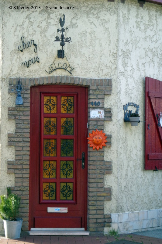 Une porte pour sylvie grainedesucre - Formule magique pour ouvrir une porte ...
