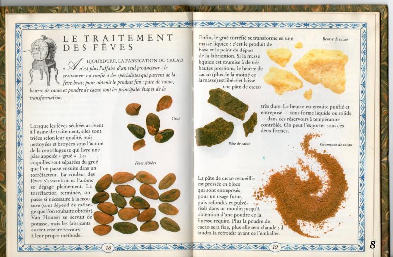 Turbo L'histoire du chocolat - parfum de brimbelle WL44