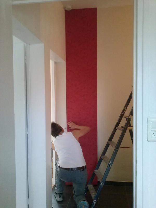 Touche couleur pour le couloir parfum de brimbelle for Couleur pour couloir