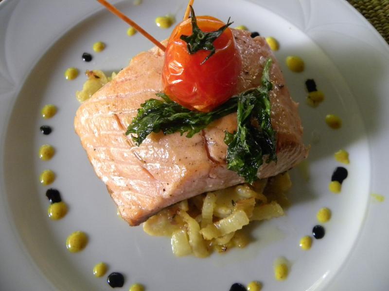 Lefruitdemapassion mary saint leu car le voyage - Cuisiner fenouil braise ...