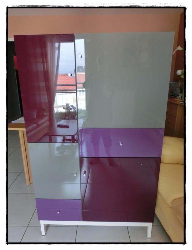 Montage meuble simple chez christine for Meuble martin konz