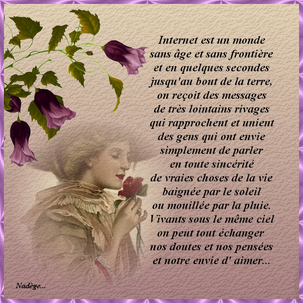 En harmonie avec la nature nad ge for Dans nos coeurs cantal
