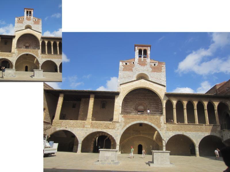 Perpignan le palais des rois de majorque en provence et ailleurs - Palais des rois de majorque perpignan ...