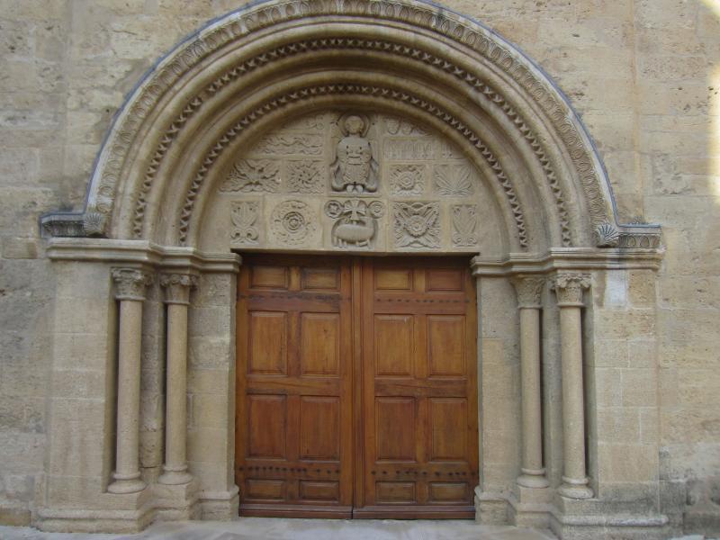 Salon de provence en provence et ailleurs for Porte de l horloge salon de provence