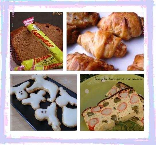 La cuisine 4 mains la petite fille de madeleine for Cuisine 4 mains