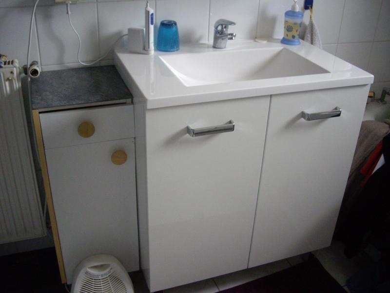 ma nouvelle salle de bain 33gourmande. Black Bedroom Furniture Sets. Home Design Ideas