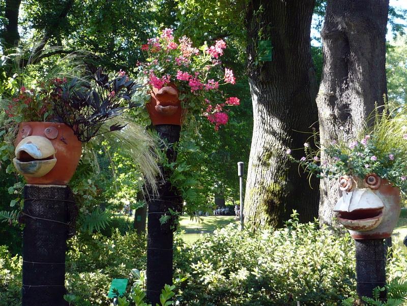Balade au jardin des plantes de nantes le blog de titanique for Au jardin des plantes