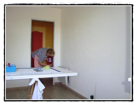 7 octobre 2010 la suite des travaux dans la nouvelle for Travaux dans la maison