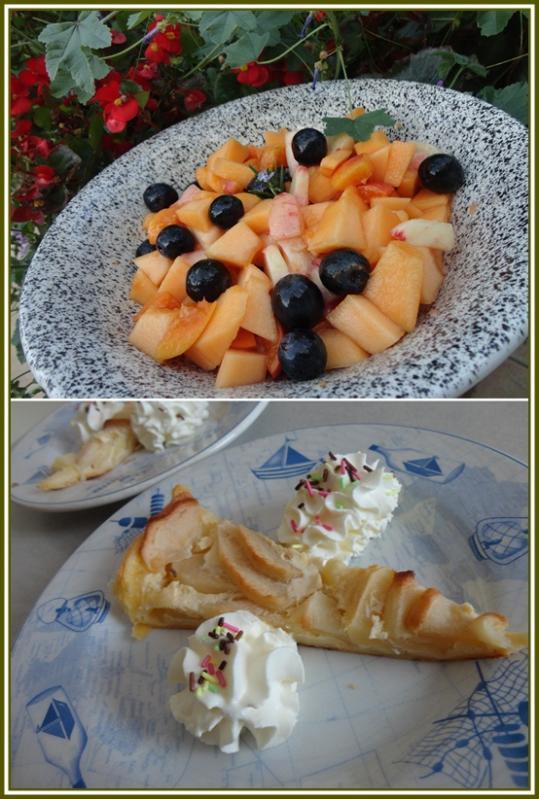 Ap ritif d natoire entre amis 5 septembre 2013 la - Dessert pour apero dinatoire ...