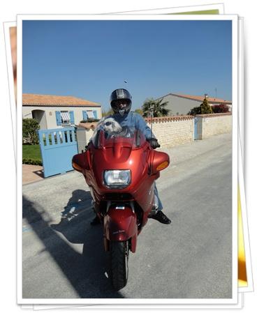 Balade moto du dimanche 14 avril 2013 la guillaumette for Garage bienvenue royan