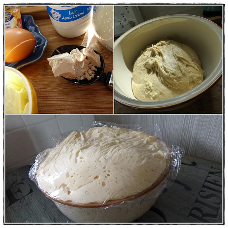 Beignets au four version avec thermomix la guillaumette - Pate a beignet avec levure de boulanger ...