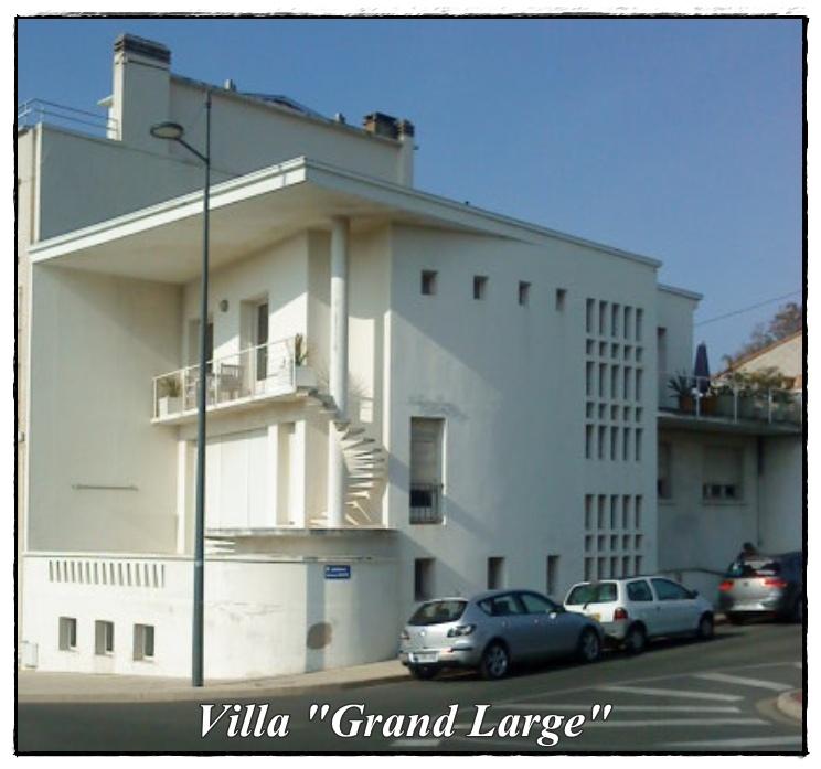 D couverte villas 50 pontaillac 22 septembre 2012 la for Les facades des villas modernes