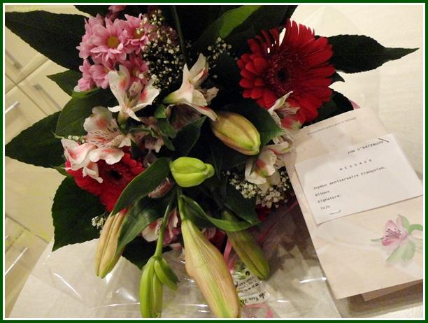 des fleurs pour un beau jour 21 novembre 2013 la guillaumette. Black Bedroom Furniture Sets. Home Design Ideas