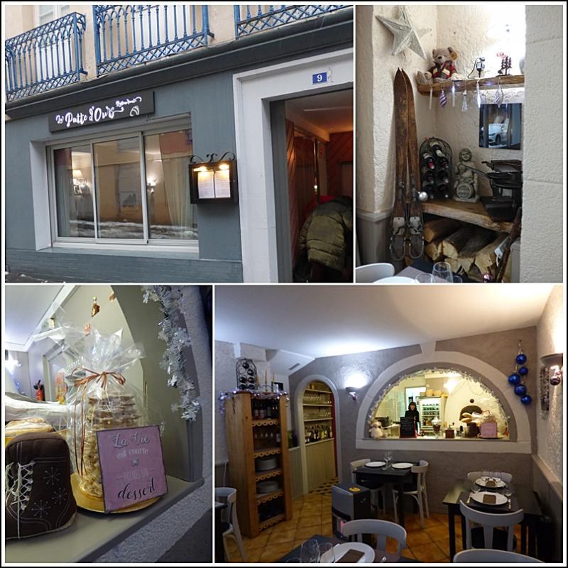 Ce restaurant bien sympathique propose des spécialités de fromage    Raclette à la truite des Pyrénées, Fondues aux cépes, raclette au fromage  des Pyrénées ... 7a08d79f567