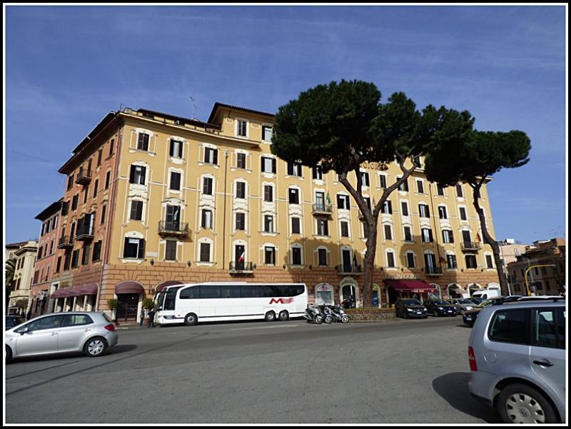 Vol Hotel Rome Depart Bordeaux