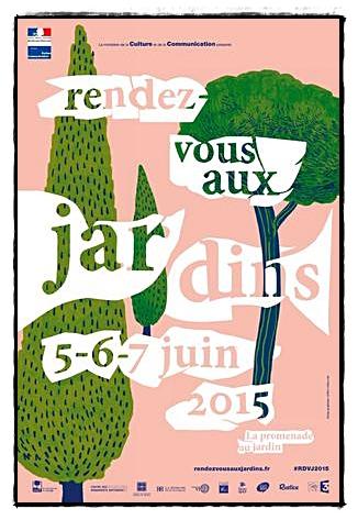 les rendez vous au jardin 6 juin 2015 la guillaumette