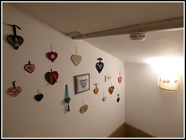 mon mur coeurs 12 d cembre 2014 la guillaumette. Black Bedroom Furniture Sets. Home Design Ideas