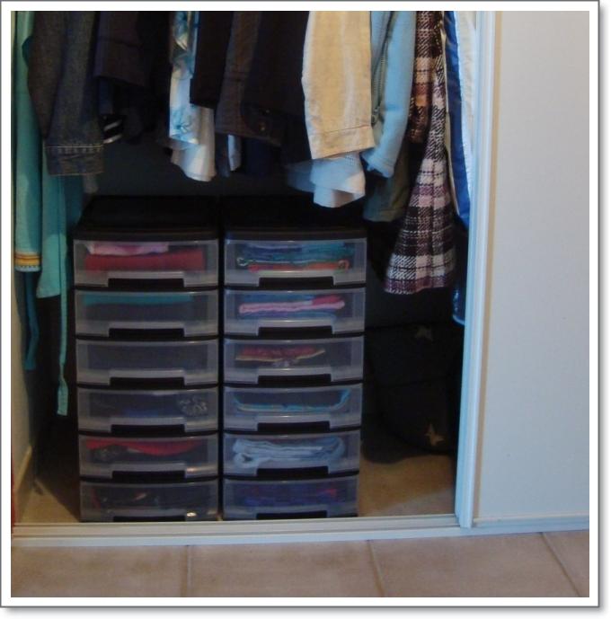 Rangement de petits accessoires 8 juillet 2011 la - Rangement pour foulard ...