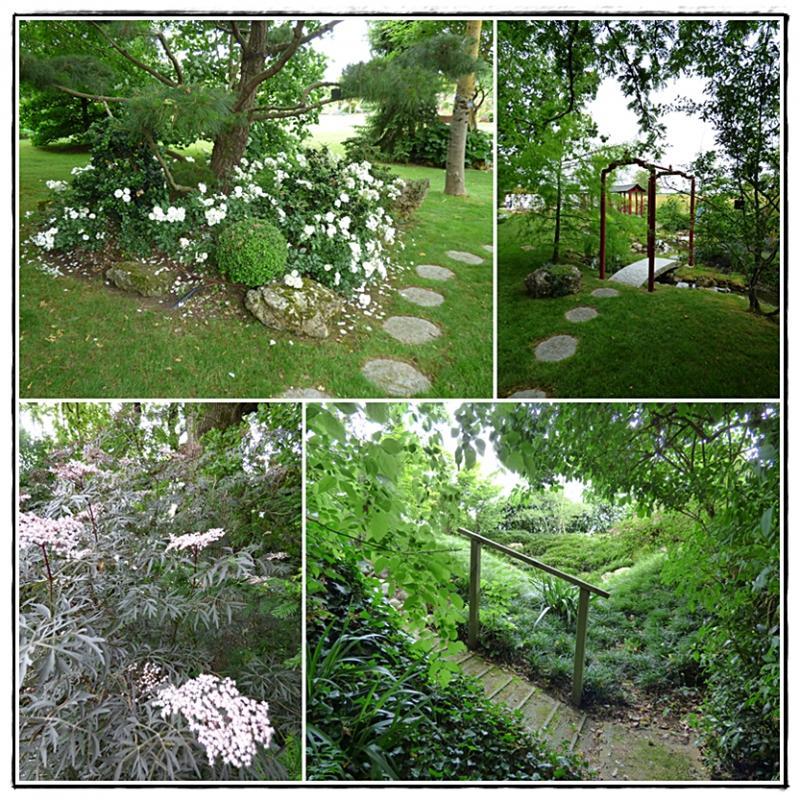 Rendez vous aux jardin saint romain de benet 2 me partie 6 juin 2015 la guillaumette - Jardin en pente douce amenagement saint etienne ...