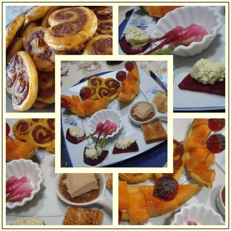 Repas entre amis 29 septembre 2011 la guillaumette for Dessert repas entre amis