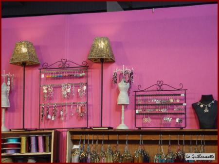 Salon cr ativa metz 5 f vrier 2010 la guillaumette for Salon creativa metz