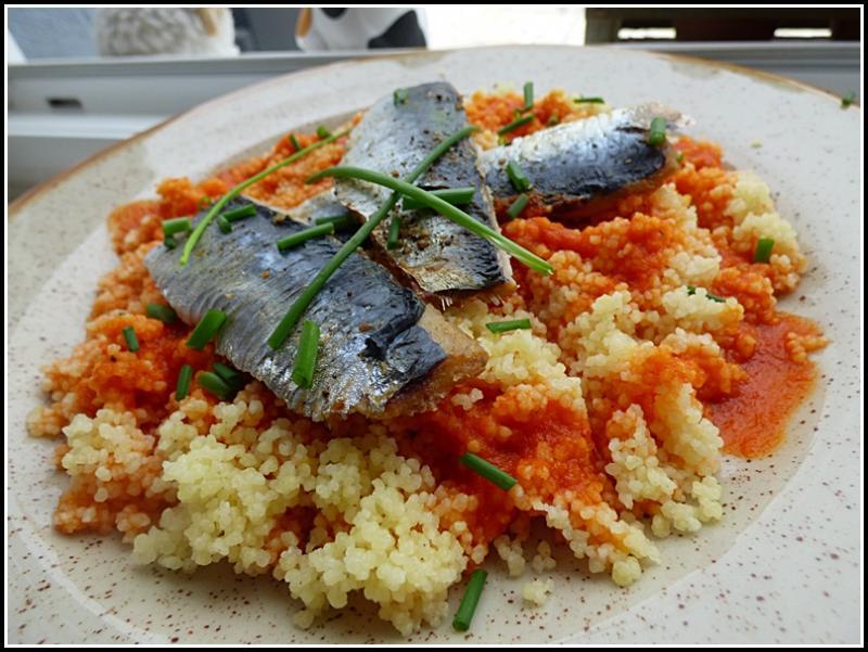 Sardines fra ches en papillotes sauce poivron au thermomix - Cuisiner des filets de sardines fraiches ...
