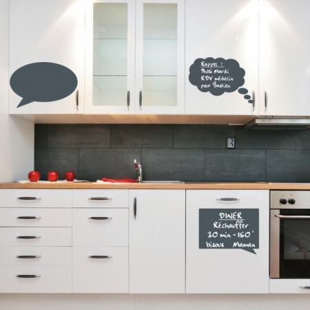 stickers ardoises la guillaumette. Black Bedroom Furniture Sets. Home Design Ideas