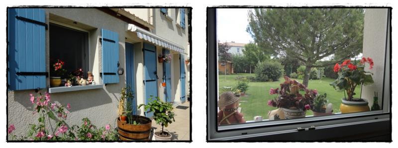 Une moustiquaire pour la fenêtre de la cuisine, 2 juillet 2012 ...