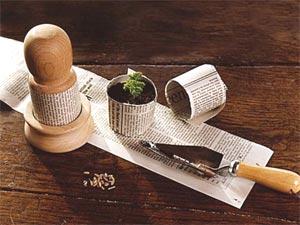 astuces godets semis cuisinette. Black Bedroom Furniture Sets. Home Design Ideas