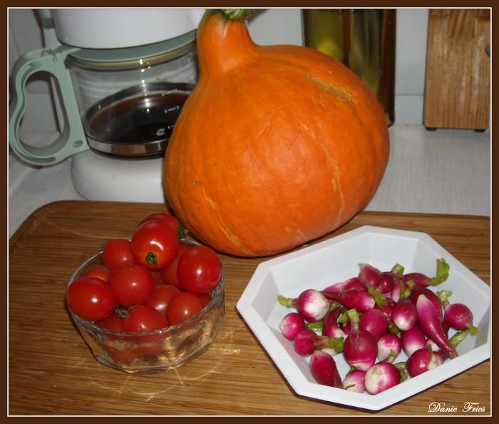 Petite recolte sympa le bonheur est ph m re for Petit jardin sympa