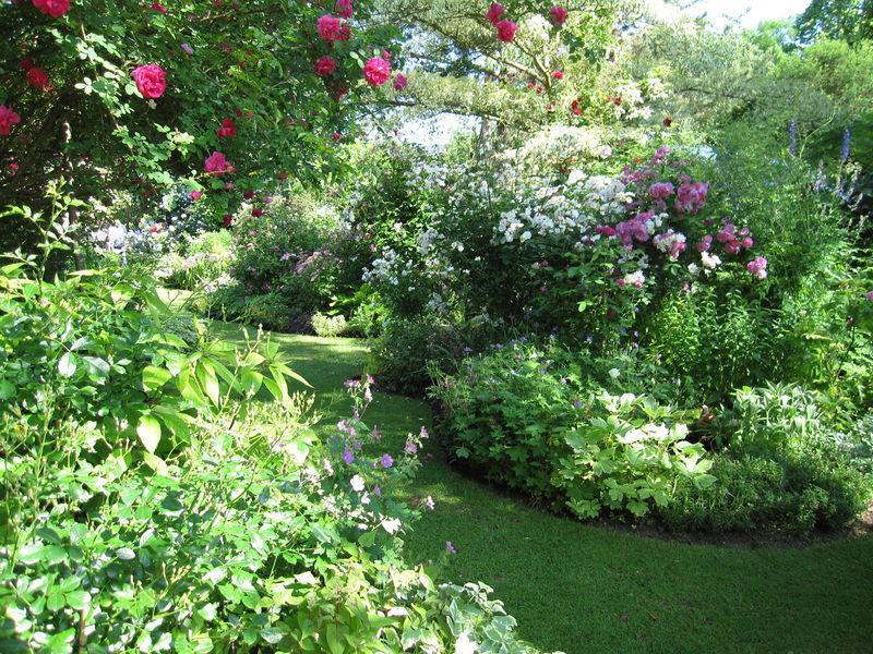Pin 48 jardin fleuri on pinterest for Jardin prive