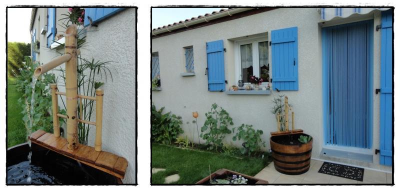 le recyclage du tonneau en fontaine 22 juin 2012 la guillaumette. Black Bedroom Furniture Sets. Home Design Ideas