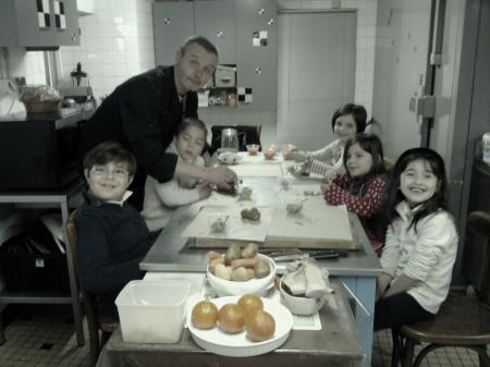 Cour de cuisine pour les enfants cookandfabrice - Cour de cuisine pour enfant ...
