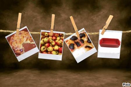 Avec les pommes de nos amis cuisinette - Quoi faire avec des pommes de pin ...