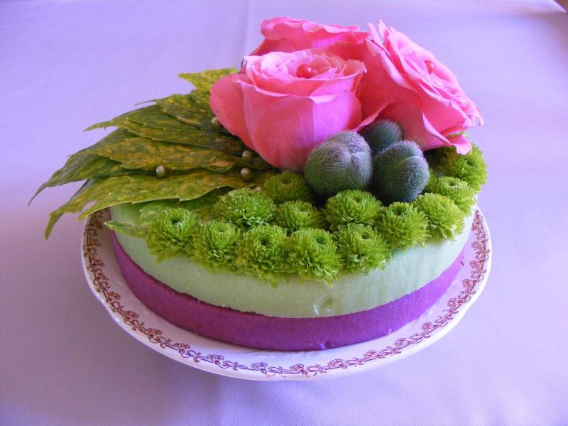 Gateau Floral Cuisinette