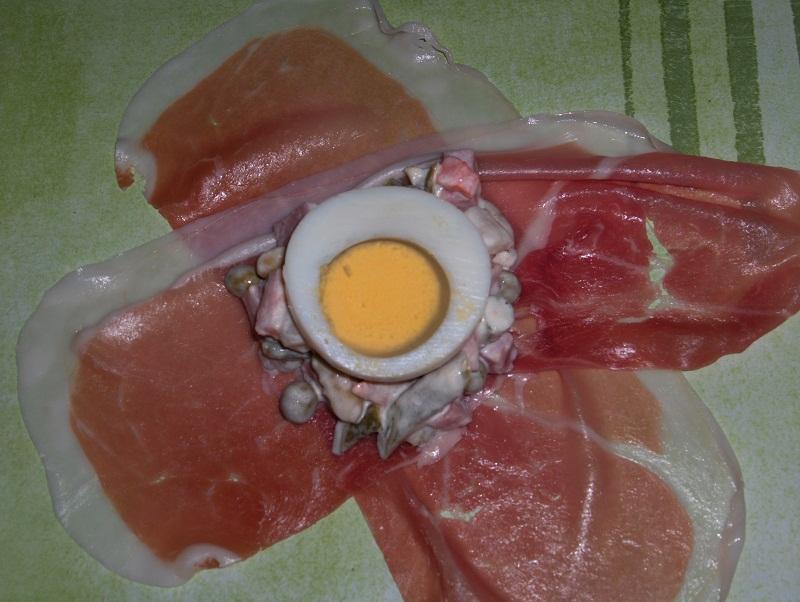 Cuisine familiale marie ange recettes partager en for Entree froide sympa