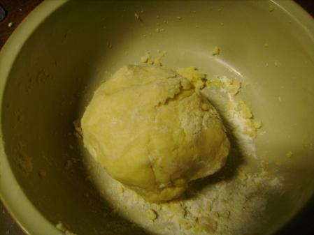 préchauffer une pâte brisée