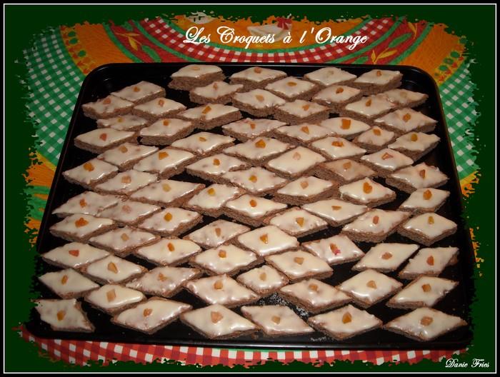 Les croquets petits g teaux de no l au chocolat le bonheur est ph m re - Gateau de noel alsacien stollen ...