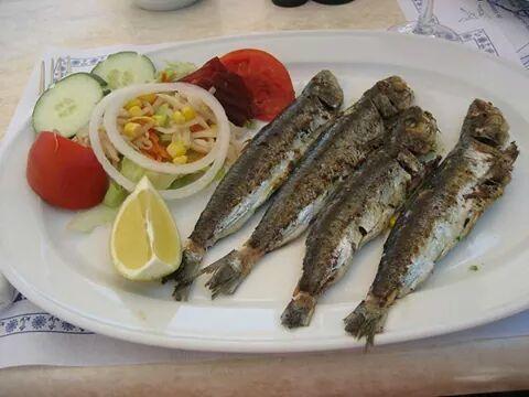 Le soleil est propice la pr paration des sardines grill es au bbq qu 39 en dites vous chez - Sardine grillee au barbecue ...