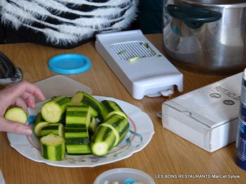 Atelier cuisine pot e de l gumes printani re de h l ne for Atelier cuisine metz